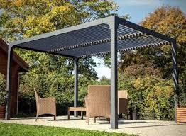 avec quoi recouvrir une pergola en aluminium agence menuiserie. Black Bedroom Furniture Sets. Home Design Ideas